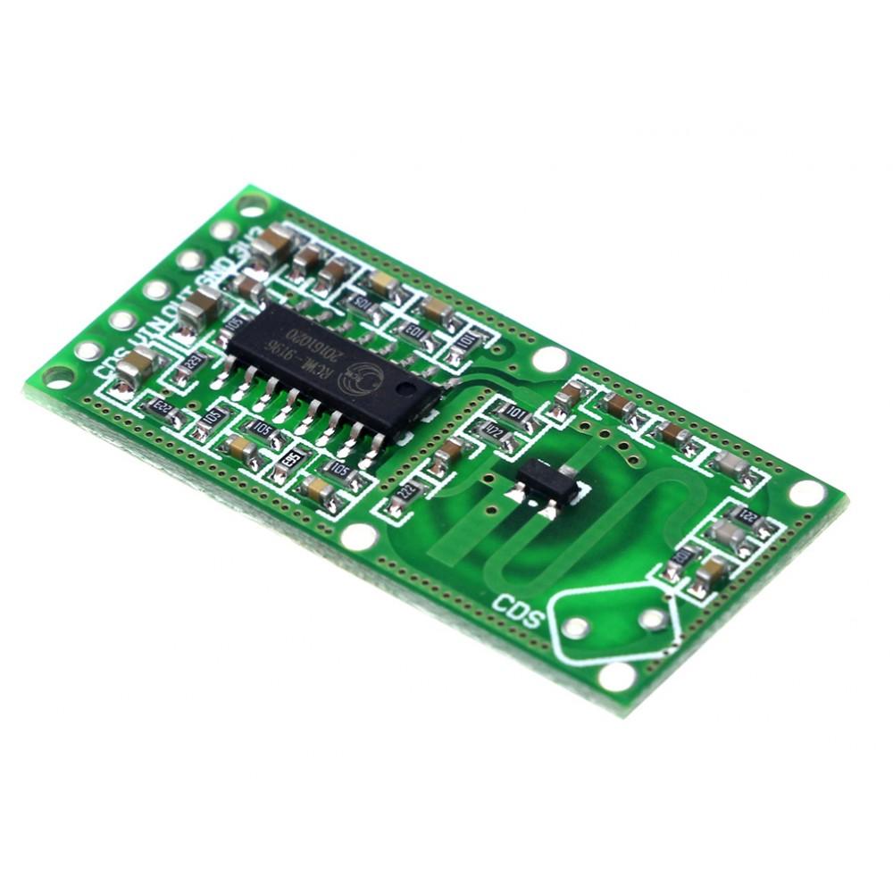 microwave radar body sensor RCWL-0516 Human Sensor Body Sensor Module  Induction Switch Module